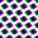 Modèle minimal illustration stock