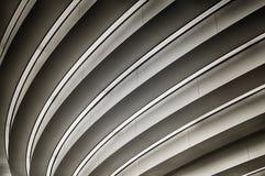 Modèle moderne de plafond Photos stock