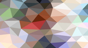 Modèle multicolore Photo stock