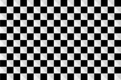 Modèle noir et blanc de la place 3D illustration stock