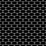 Modèle noir et blanc sans couture, papier peint de fond, illustration de vecteur illustration libre de droits