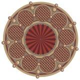Modèle oriental Image libre de droits