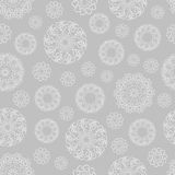 Modèle ornemental abstrait Photo stock