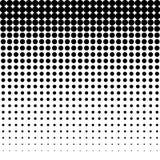 Modèle pointillé d'image tramée Photographie stock libre de droits