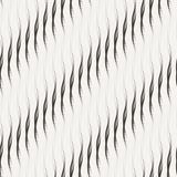 Modèle pointillé sans couture de vecteur Image libre de droits