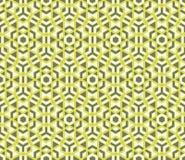 Modèle polygonal de triangle de la géométrie Image stock