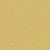 Modèle réticulaire abstrait Images stock