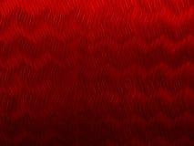 Modèle rouge décoratif en métal Image stock