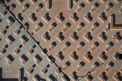 Modèle rouillé Image stock
