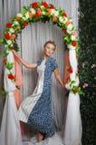 Modèle russe photos stock