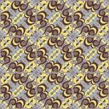 Modèle sans couture abstrait Image stock
