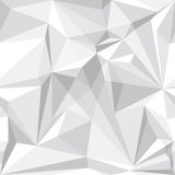 Modèle sans couture abstrait dans le blanc Photographie stock libre de droits