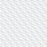 Modèle sans couture abstrait de relief par diagonale blanche Photos libres de droits
