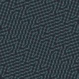 Modèle sans couture abstrait de vecteur d'intersecter l'orname diagonal illustration stock