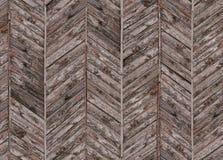 Modèle sans couture avec des panneaux de plancher de parquet de vintage Images stock