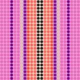 Modèle sans couture avec des rayures Illustration de Vecteur