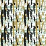 Modèle sans couture avec des textures grunges Fond tiré par la main de hippie de mode Vecteur pour la copie, tissu, textile, s'en Images stock