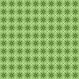 Modèle sans couture avec l'ornement floral géométrique Photo libre de droits