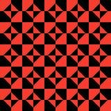 Modèle sans couture avec l'ornement géométrique abrégez le fond illustration stock