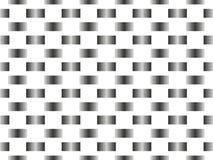 Modèle sans couture avec les lignes dépouillées dans l'épaisseur différente, ABS Photographie stock libre de droits