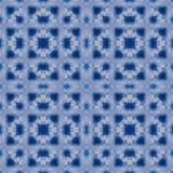 Modèle sans couture bleu céleste abstrait Fond de Skiey Photo libre de droits