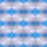 Modèle sans couture bleu céleste abstrait Fond de Skiey Images stock