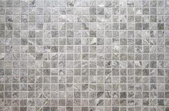Modèle sans couture carrelé gris de mur image libre de droits