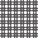 Modèle sans couture celtique d'intersecter des formes géométriques Image stock