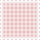 Modèle sans couture chinois national géométrique abstrait Collection de papier d'emballage Papier pour l'album Graphique de mode  Photos stock