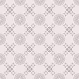 Modèle sans couture décoratif avec les éléments chinois Fond géométrique asiatique Éléments chinois Tissu à la mode élégant Illus Photos stock