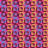 Modèle sans couture d'illusion galactique illustration de vecteur