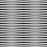 Modèle sans couture d'ondulation Fond ondulé minimalistic rayé illustration de vecteur