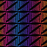 Modèle sans couture de beads-05 illustration de vecteur