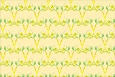 Modèle sans couture de cactus de vecteur pour l'illustrateur Photographie stock libre de droits