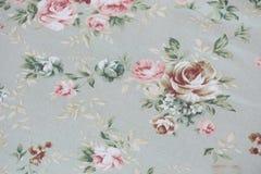 Modèle sans couture de conception de Rose Photo libre de droits