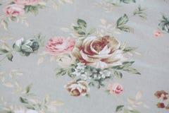 Modèle sans couture de conception de Rose Photo stock