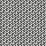 Modèle sans couture de cube géométrique Conception graphique de mode Illustration de vecteur Conception de fond Illusion optique  Images stock