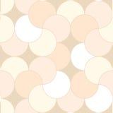 Modèle sans couture de dentelle Photo stock