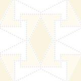 Modèle sans couture de dentelle Photographie stock