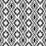 Modèle sans couture de dentelle de vintage (vecteur) illustration stock
