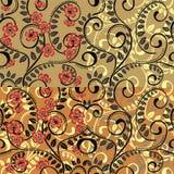 Modèle sans couture de fleur Image stock