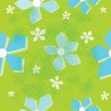Modèle sans couture de fleur Image libre de droits