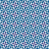 Modèle sans couture, de forme géométrique différente Photos libres de droits