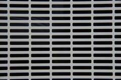 Modèle sans couture de grille de rectangle avec la petite cellule Photo stock