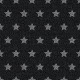 Modèle sans couture de jeans noirs de denim illustration de vecteur