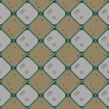 Modèle sans couture de papier peint des processeurs Photo stock