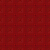 Modèle sans couture de polygone géométrique Conception graphique de mode Illustration de vecteur Conception de fond Illusion opti illustration de vecteur