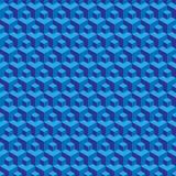 Modèle sans couture de polygone géométrique Conception graphique de mode Illustration de vecteur Conception de fond Stylis modern Photographie stock libre de droits