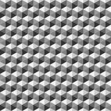 Modèle sans couture de polygone géométrique Conception graphique de mode Illustration de vecteur Conception de fond Stylis modern Images libres de droits