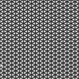 Modèle sans couture de polygone géométrique Conception graphique de mode Illustration de vecteur Conception de fond Stylis modern Photos stock